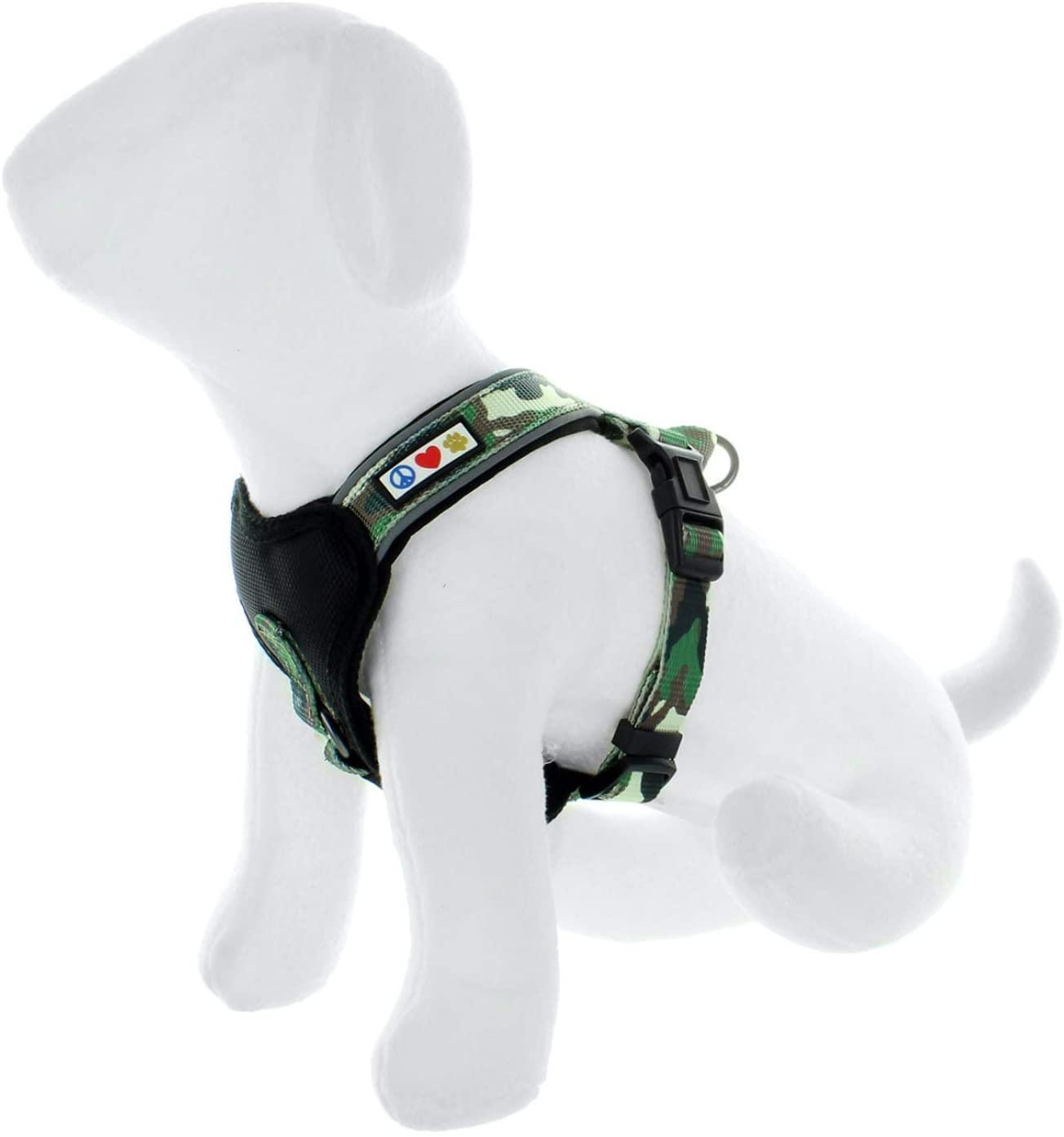 #3 Pawtitas - Arnés para Perro de Camuflaje