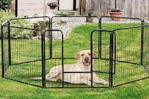 Mejores vallas y barreras para perros