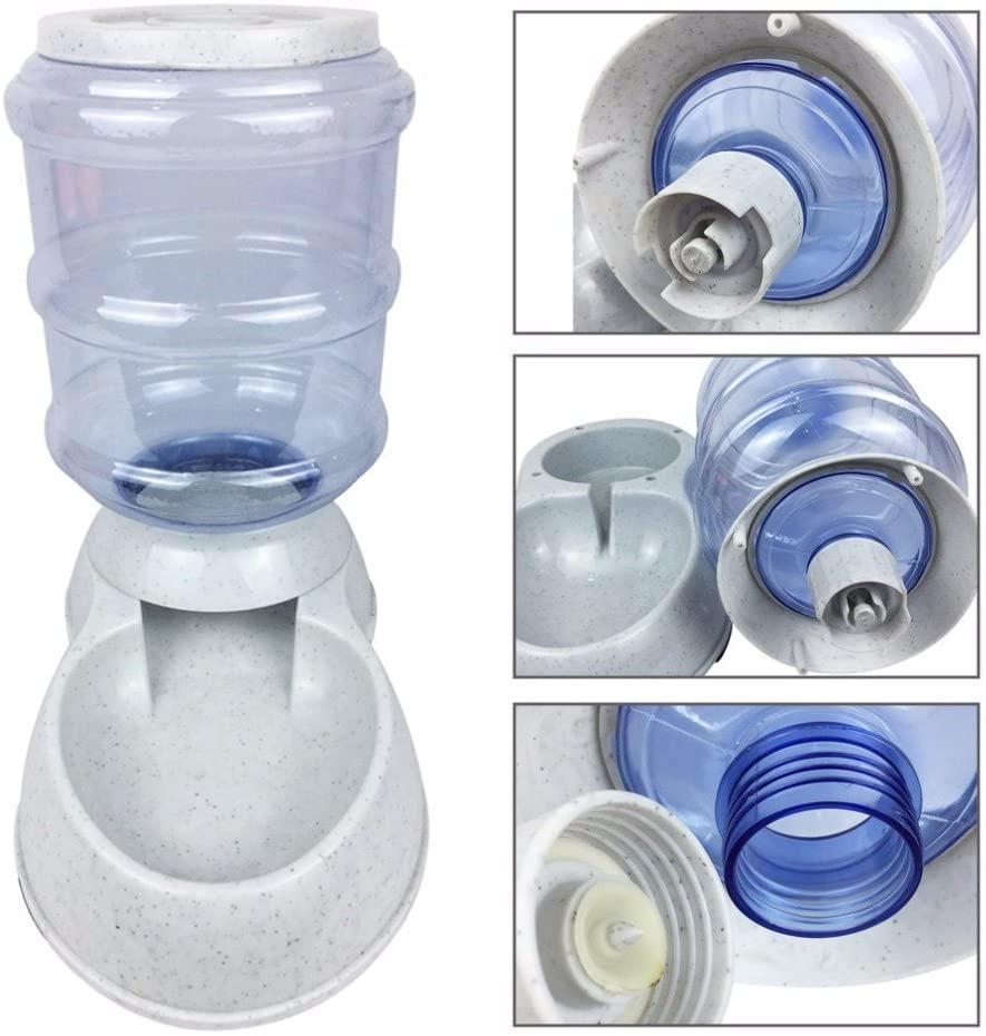 #6 DZL - Dispensador de Agua Eficiente