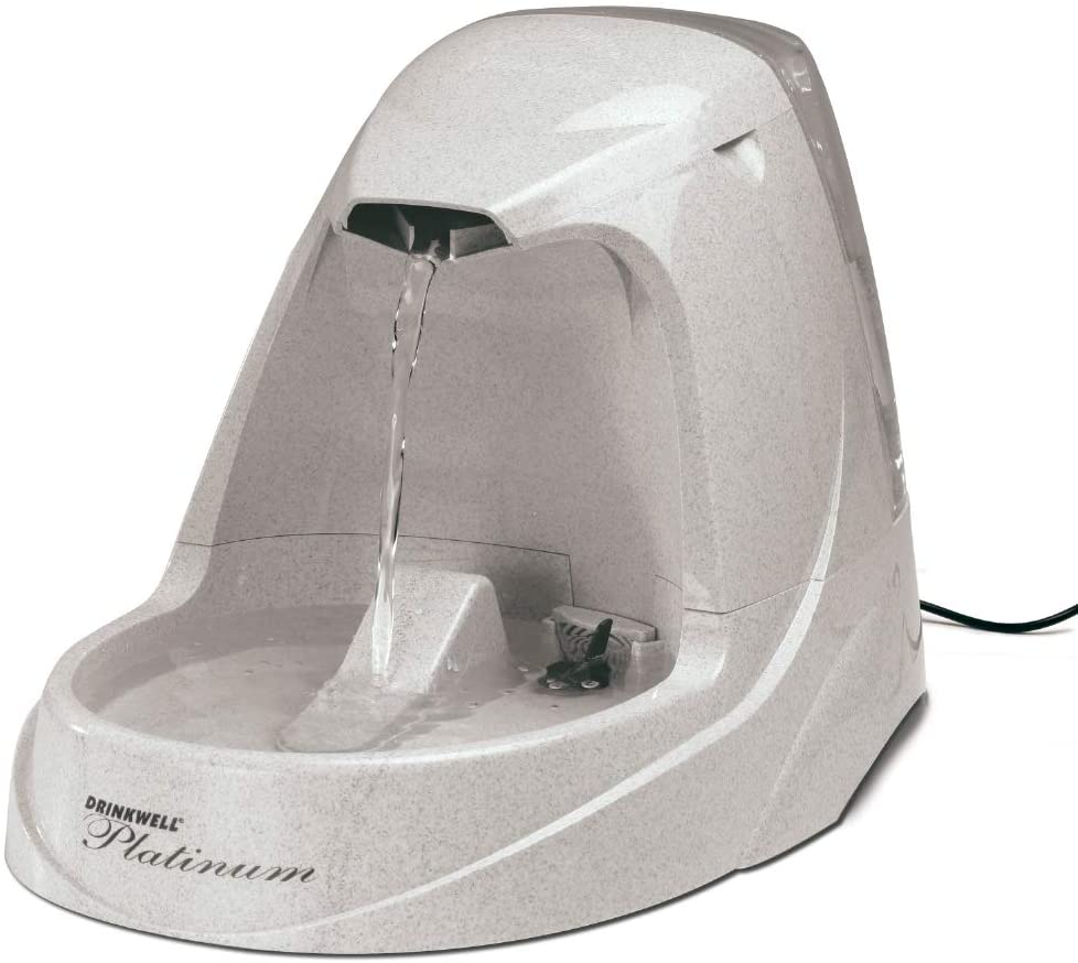 #2 Drinkwell Platinum Petsafe - Fuente para Mascotas