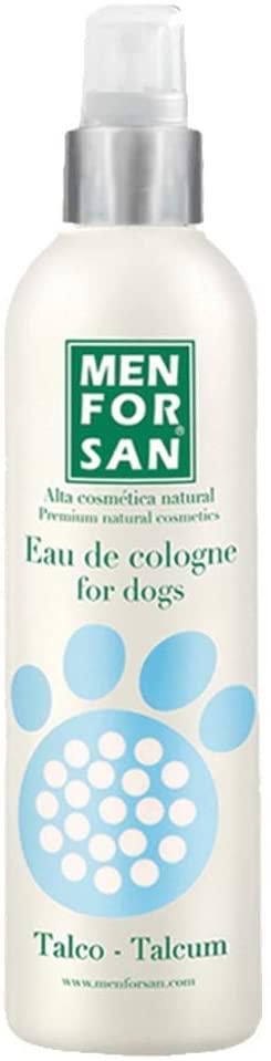 #1 Menforsan Agua de Colonia para Perros Talco