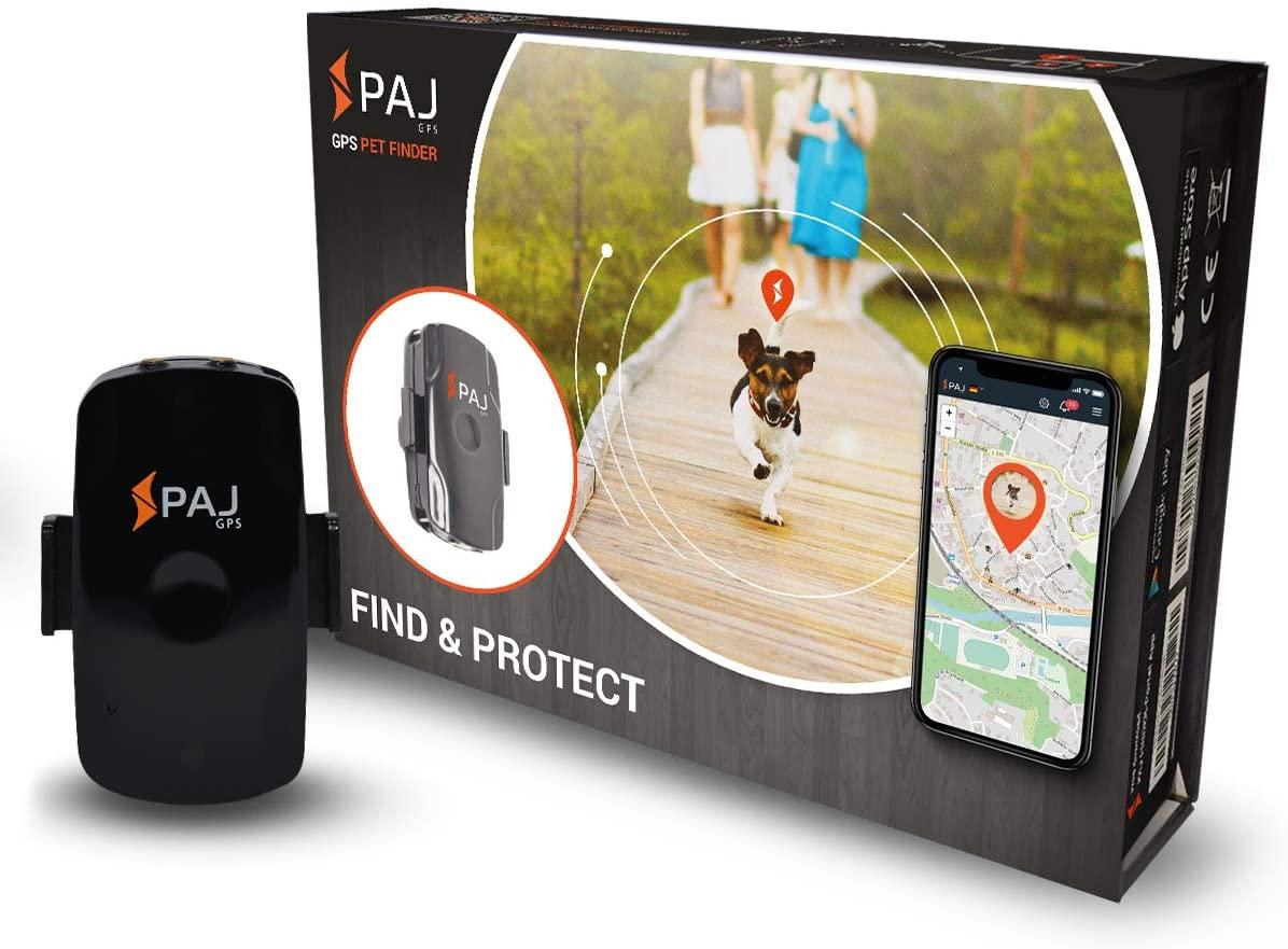 #7 - PAJ GPS pet finder para perros antiperdida