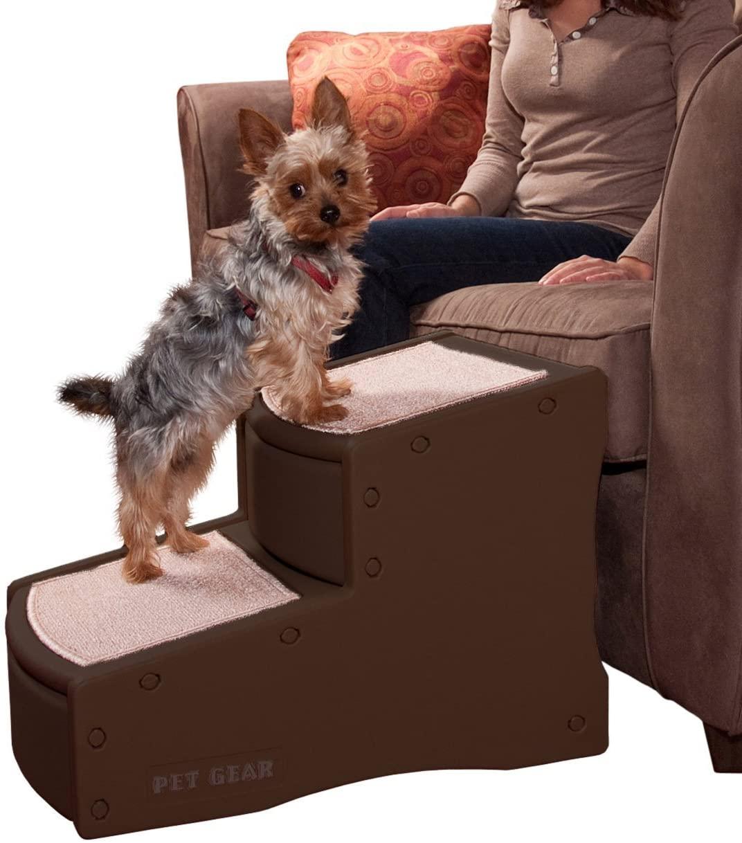 #2 Pet Gear Easy Step II Escalera para perros de 2 escalones