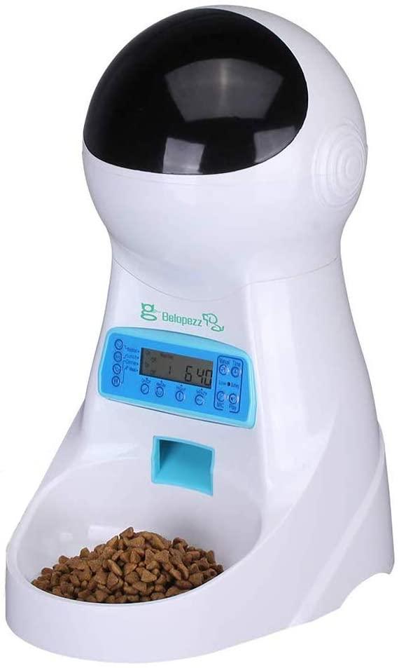 #4 UMEI 3litre Comedero automático para perro con temporizador