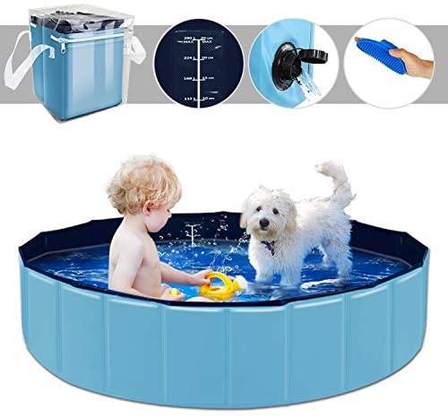 #2 - YAOBLUESEA piscina para perros práctica