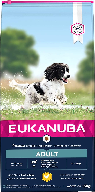 Eukanuba - Pienso para perros Activos