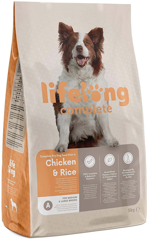 Lifelong Complete - Pienso para perros con Fórmula Nutritiva