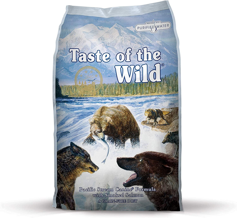 Taste Of The Wild – Pienso de Salmón para Perros Energéticos