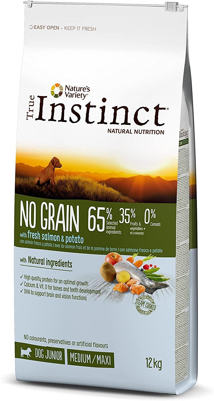 True Instinct No Grain - Pienso para perros Junior