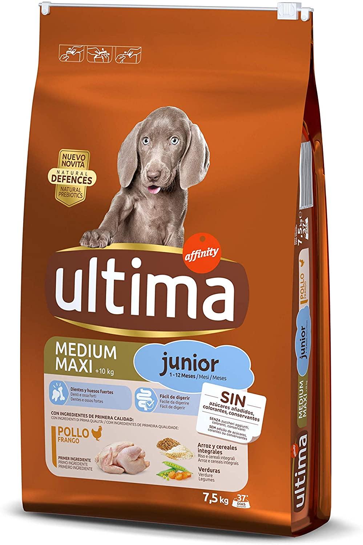Ultima - Pienso para perros Alto en proteínas