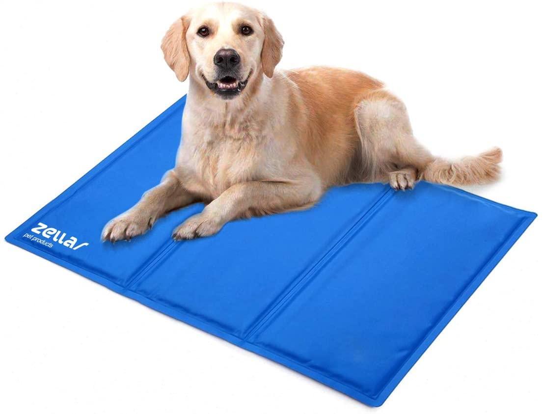 Zellar - Manta Refrigerante Para Perros Eficaz